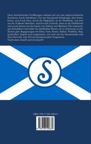 Buchrücken Die Wurzeln Schottlands